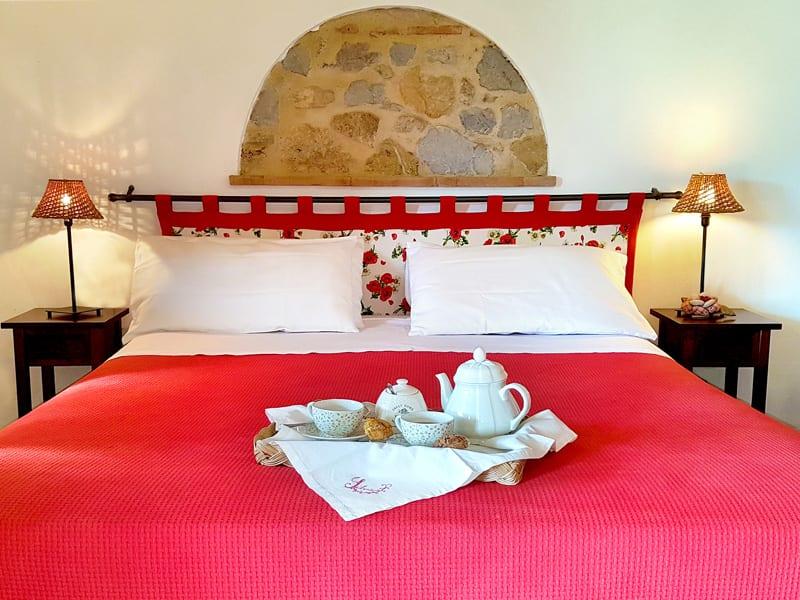 Camera Matrimoniale A Grosseto.Agriturismo A Grosseto Maremma Il Bagnolo Appartamenti E Camere