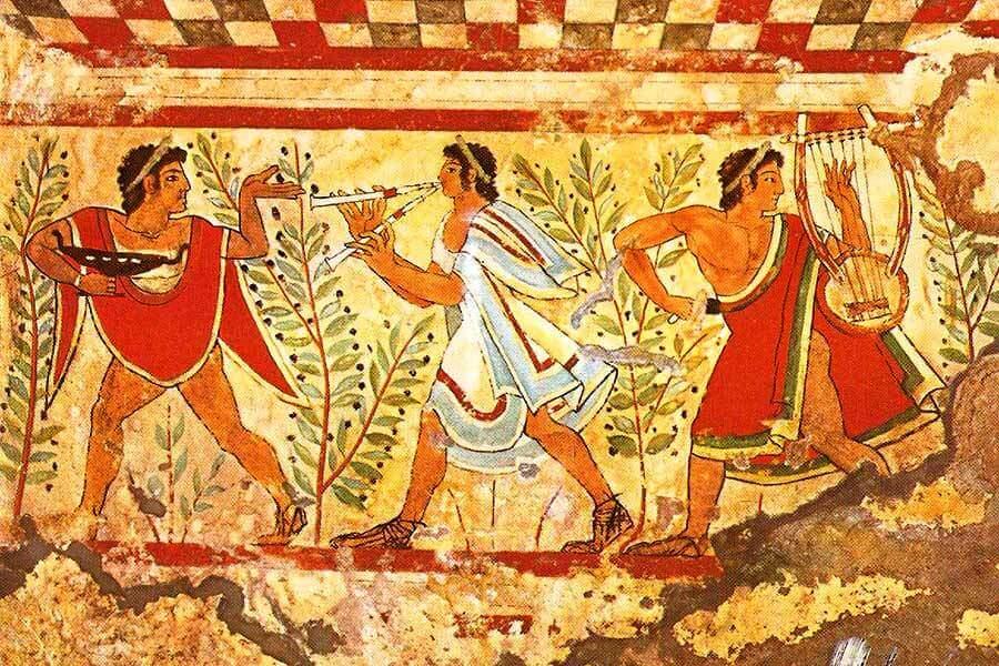 Foto degli etruschi, maremma toscana agriturismo